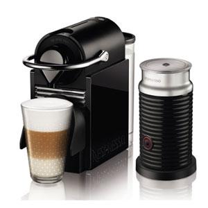 C60BYA3B ネスプレッソ ピクシークリップバンドルセット ブラック&レモンイエロー Nespresso PIXIECLIPS(ピクシークリップ)