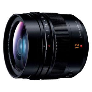 H-X012 パナソニック LEICA DG SUMMILUX 12mm / F1.4 ASPH.
