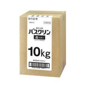 バスクリン 森の香り 10kg バスクリン バスクリンモリ10
