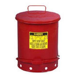 J09500 ジャストライト マニファクチャリン オイリーウエスト缶 14ガロン