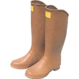 24025.5 渡部工業 電気用ゴム長靴25.5cm