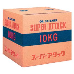 SUPERATTACK10 壽環境機材 油吸着材 スーパーアタック10(100枚)