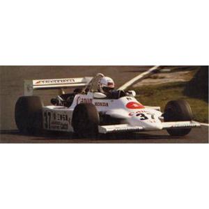 1/43 マーチ ホンダ F2 812 中嶋悟 グレート 20 レーサーズ レース 鈴鹿 1981【417810337】 ミニチャンプス