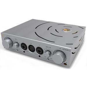 pro iCAN アイファイ・オーディオ ヘッドホンアンプ iFI-Audio