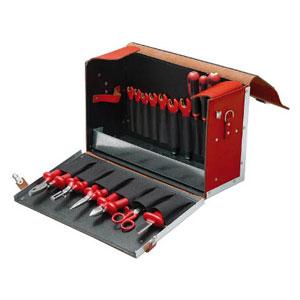 3045V2 バーコ 1000V絶縁工具セット 19点セット