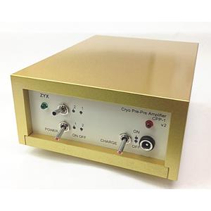 CPP-1V2 ZYX MCヘッドアンプ(プレミアム・ゴールド)
