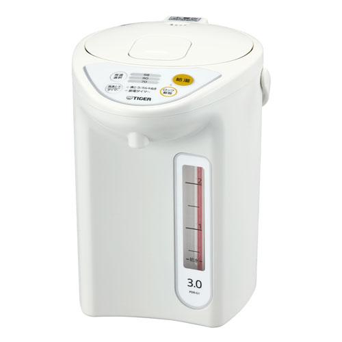 PDR-G401-W タイガー タイガー マイコン電動ポット ホワイト 4.0L ホワイト 4.0L TIGER, ラブリーナッツファクトリー:35a55541 --- jpworks.be