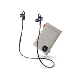 BACKBEATGO3-CB-C プラントロニクス Bluetooth 3.0 ステレオヘッドセット(コバルトブラック)【充電ケース付モデル】 Plantronics BackBeat GO3