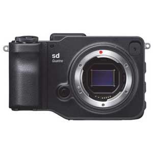 SD QUATTRO シグマ デジタル一眼カメラ「SIGMA sd Quattro」ボディ