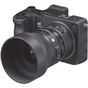 SD QUATTRO&30MMF1.4 シグマ デジタル一眼カメラ「SIGMA sd Quattro」30mm F1.4 DC HSM Art レンズキット