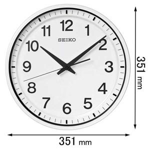 GP214W セイコークロック セイコースペースリンク GPS衛星電波時計 [GP214W]【返品種別A】