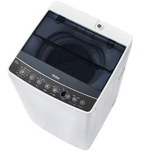 (標準設置料込)JW-C45A-K ハイアール 4.5kg 全自動洗濯機 ブラック Haier