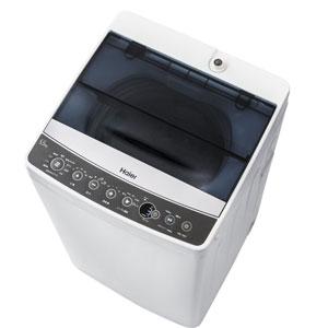 (標準設置料込)JW-C55A-K ハイアール 5.5kg 全自動洗濯機 ブラック Haier