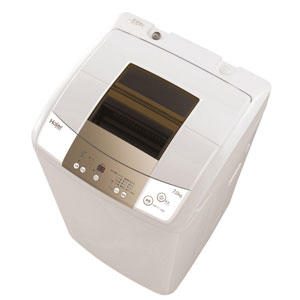 (標準設置料込)JW-K70M(W) ハイアール 7.0kg 全自動洗濯機 ホワイト Haier