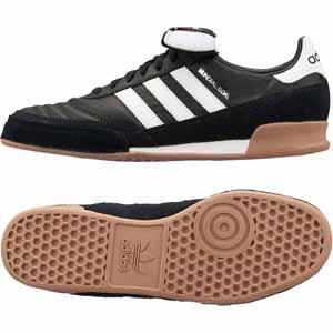 ADJ-019310-285 アディダス サッカー トレーニングシューズ(ブラック/ランニングホワイト/ランニングホワイト・28.5cm) adidas ムンディアルゴール
