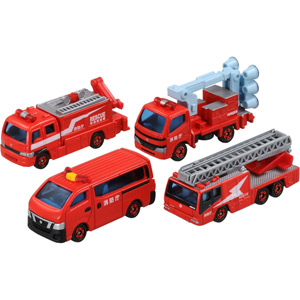 トミカギフト 消防車両コレクション2 タカラトミー