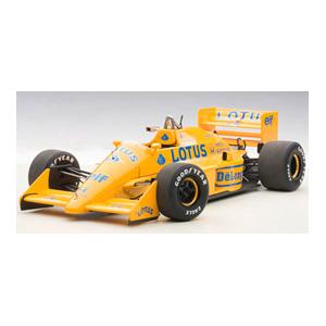 1/18 ロータス 99T ホンダ F1 日本GP 1987 #11 中嶋悟【88726】 オートアート