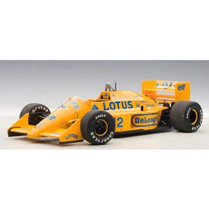 1/18 ロータス 99T ホンダ F1 日本GP 1987 #12 アイルトン・セナ【88727】 オートアート