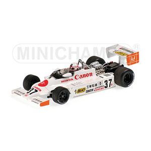 1/43 マーチ ホンダ F2 812 中嶋悟 鈴鹿 F2 GP ウィナー 1981【417810237】 ミニチャンプス