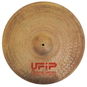 NS-22LR UFIP ライドシンバル 22インチ(Low) Natural series