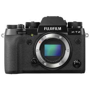 F X-T2-B 富士フイルム ミラーレスデジタルカメラ「X-T2」ボディ