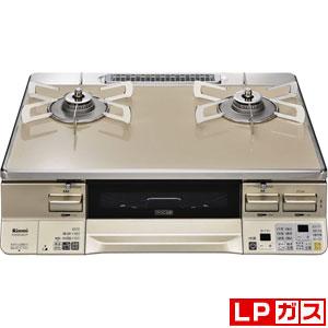 RTE65VACPL-LP リンナイ ガステーブル【プロパンガスLP用】 Rinnai ラクシエ 左ハイカロリーバーナー