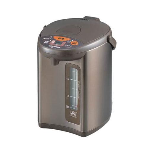 CD-WU30-TM 象印 マイコン沸とう電動ポット 3.0L メタリックブラウン ZOJIRUSHI [CDWU30TM]【返品種別A】