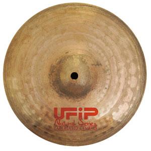 NS-08 UFIP スプラッシュシンバル 8インチ Natural series