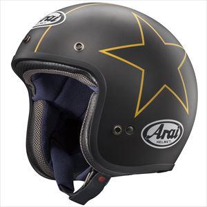 CLASSIC-MOD-STARS-S ARAI ジェットヘルメット(スターズ)[55~56cm] CLASSIC-MOD