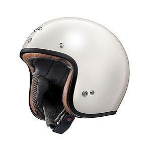 CLASSIC-MOD-PWH-XL ARAI ジェットヘルメット(パイロットホワイト)[61~62cm] CLASSIC-MOD