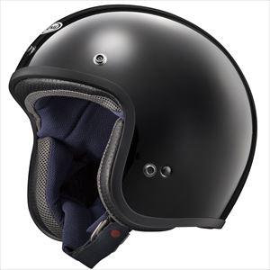 CLASSIC-MOD-GBK-S ARAI ジェットヘルメット(グラスブラック)[55~56cm] CLASSIC-MOD