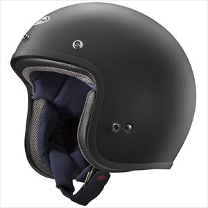 CLASSIC-MOD-RBK-S ARAI ジェットヘルメット(ラバーブラック)[55~56cm] CLASSIC-MOD