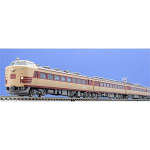 [鉄道模型]トミックス (Nゲージ) 98961 JR 485系(仙台車両センターA1・A2編成)6両セット【限定品】