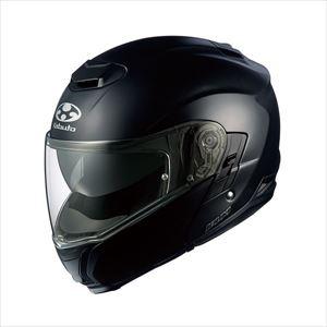 IBUKI-FBK-XL OGKカブト システムヘルメット(フラットブラック)[XL] OGK KABUTO IBUKI