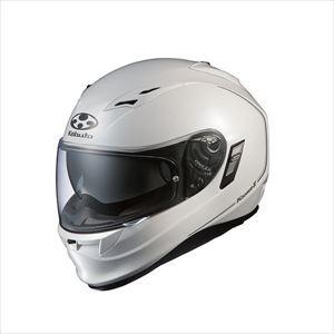 KAMUI2-PWH-S OGKカブト フルフェイスヘルメット(パールホワイト)[S] OGK KABUTO KAMUI2