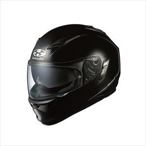 KAMUI2-BK-S OGKカブト フルフェイスヘルメット(ブラックメタリック)[S] OGK KABUTO KAMUI2