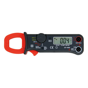 QT-4400 マザーツール 交流/直流デジタルクランプメータ