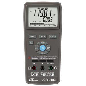 LCR-9183 マザーツール ハンディタイプスマートLCRメータ