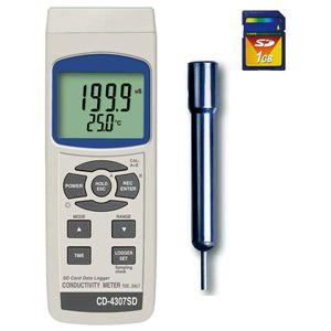 CD-4307SD マザーツール マルチ水質測定器 [CD4307SD]【返品種別A】