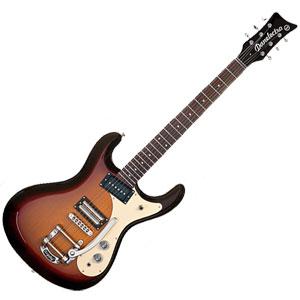 THE 64 3TONE SB ダンエレクトロ エレキギター(3トーンバースト) Danelectro