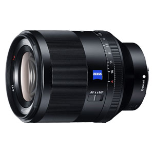 SEL50F14Z ソニー Planar T* FE 50 mm F1.4 ZA