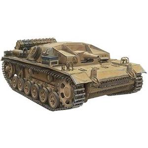 1/35 独・III号突撃砲D型・アフリカ軍団仕様エルアラメイン【CB35117】 ブロンコ