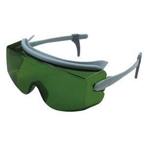 YL-717 FIBER LASER 山本光学 レーザー光用遮光一眼型めがね レーザー用保護メガネ