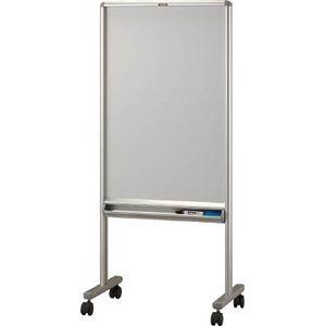 MAN035 トラスコ中山 アルミ製案内板 W350×D400×H1400 パネルスタンド