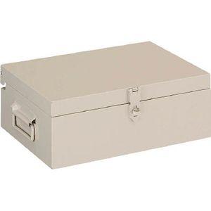 F-401 トラスコ中山 小型ツールボックス 中皿なし 400×300×150 車載用収納箱