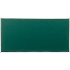 GH-101 トラスコ中山 スチール製ボード 無地 チョーク書き用 粉受付 900×1800 掲示板(ブラックボード)