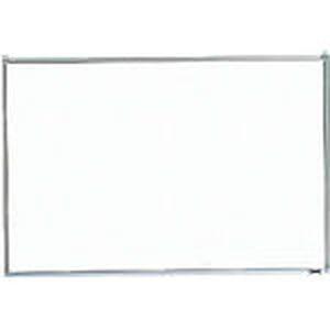 GH-112 トラスコ中山 スチール製ホワイトボード 無地 粉受付 900×1200 ホワイトボード(無地)