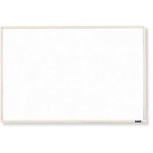WGH-112SA トラスコ中山 スチール製ホワイトボード 白暗線 白 900×1200 ホワイトボード(白暗線入り)