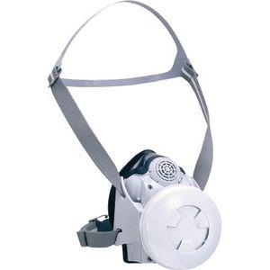 SY11 重松製作所 電動ファン付呼吸用保護具 本体Sy11(フィルタなし)(20601) 電動ファン付防じんマスク