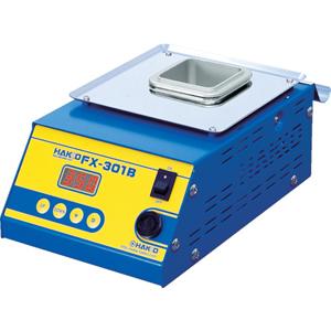 FX301B-01 白光 小型デジタルはんだ槽(鉛フリーはんだ対応) はんだ槽